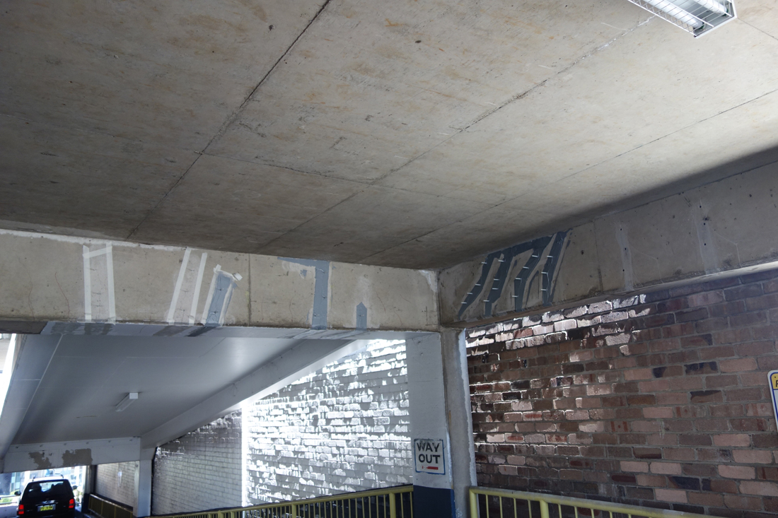 EPOXY (STRUCTURAL) CRACK INJECTION | Concrete Protection