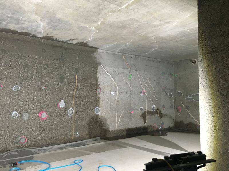 MCG UNDERGROUND WATER TANK | Concrete Protection Repair Services