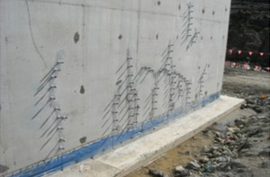 Epoxy Structural Crack Injection Concrete Protection